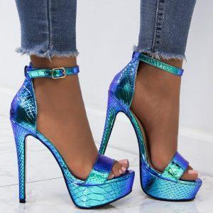 Mermaid sandali
