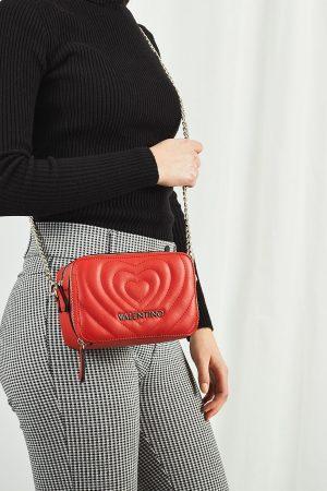 Valentino torbica Fiona – rdeča