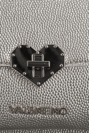 Valentino torbica Amelie – srebrna