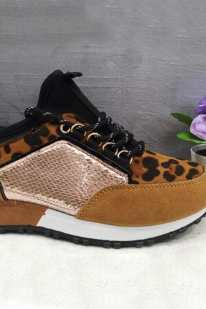KELLY superge – leopard